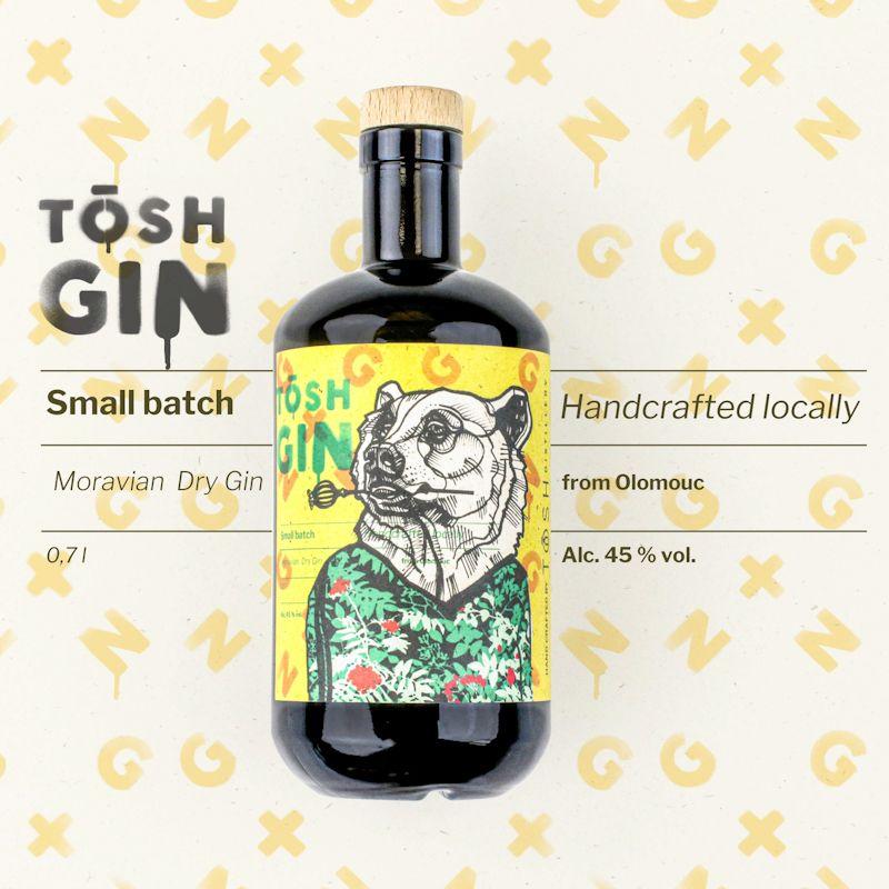 TOSH Gin